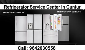 Refrigerator service center in Guntur