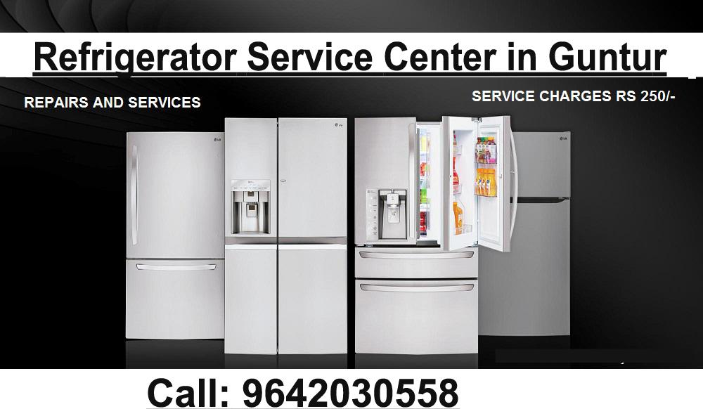 Refrigerator Service Center In Guntur 9642030558