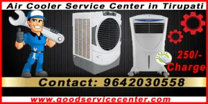 Air Cooler Service Center in Tirupati