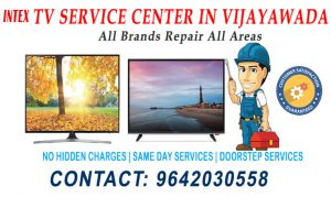 Intex TV Service Center in Vijayawada