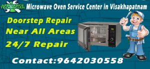 Microwave Oven Service Center in Visakhapatnam