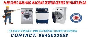Panasonic Washing Machine Service Center in Vijayawada