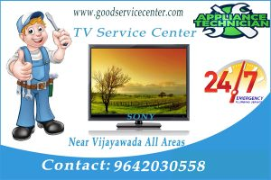 Sony TV Service Center in Vijayawada
