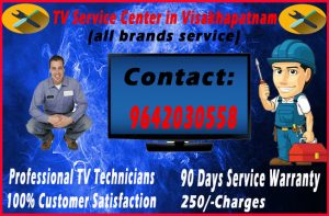 TV Service Center in Visakhapatnam