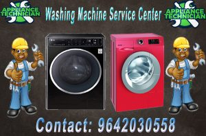 Washing Machine Service Center in Tirupati