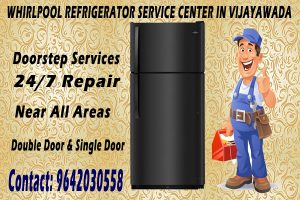 Whirlpool Refrigerator Service Center in Vijayawada