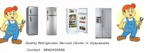 Godrej Refrigerator Service Center in Vijayawada