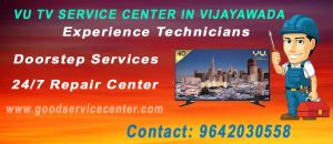 VU TV Service Center in Vijayawada