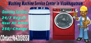 Washing Machine Service Center in Visakhapatnam