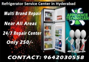 Refrigerator Service Center in Hyderabad
