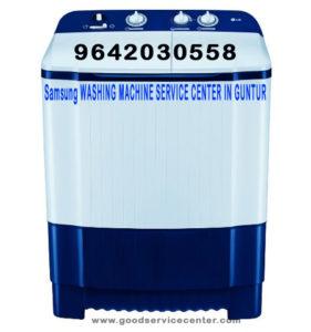Samsung Washing Machine Service Center in Guntur