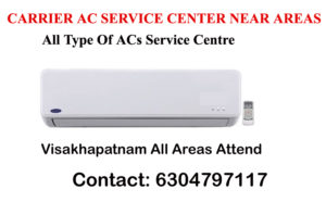 carrier ac service center in visakhapatnam