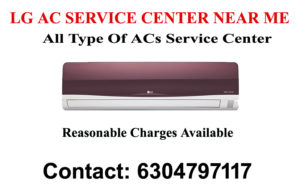 LG AC Service Center in Visakhapatnam