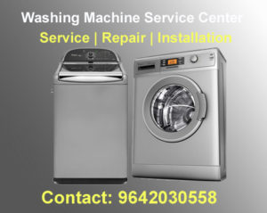 Washing Machine Service Center in Eluru
