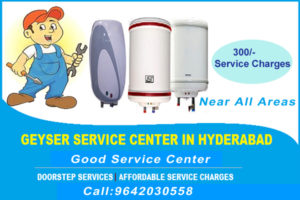 Geyser Service Center in Punjagutta