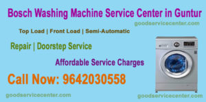 Bosch Washing Machine service center in Guntur
