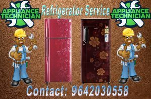 Godrej Refrigerator Service Center in LIC Colony