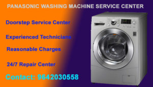Panasonic Washing Machine Service Center in Guntur