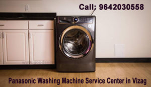 Panasonic Washing Machine Service Center in Visakhapatnam