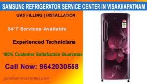 Samsung Refrigerator Service center in Visakhapatnam