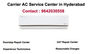 Carrier AC Service Center in Hyderabad