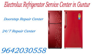 Electrolux Refrigerator Service Center in Guntur