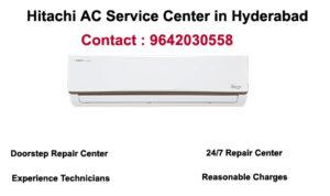 Hitachi AC Service Center in Hyderabad