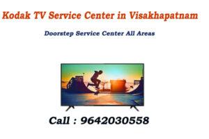 Kodak TV Service Center in Visakhapatnam