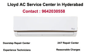 Lloyd AC Service Center in Hyderabad