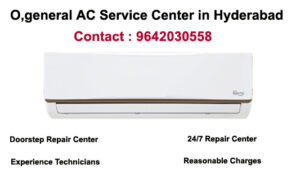 O General AC Service Center in Hyderabad