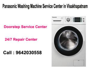 Panasonic Washing Machine Service Center in Panasonic Washing Machine Service Center in Visakhapatnam