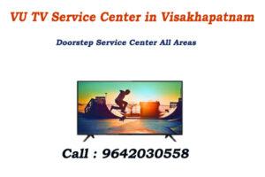 VU TV Service Center in Visakhapatnam