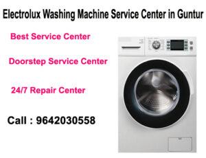 electrolux washing machine service center in guntur