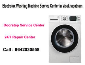 electrolux washing machine service center in visakhapatnam