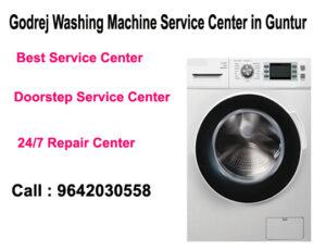 Godrej Washing Machine Service Center in Guntur