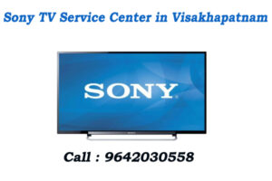 Sony TV Service Center in Visakhapatnam
