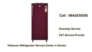 videocon refrigerator service center in guntur