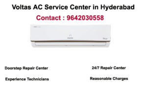 voltas ac service center in hyderabad