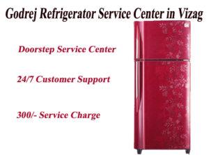 Godrej Refrigerator Service Center in Visakhapatnam