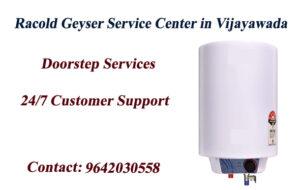Racold Geyser Service Center in Vijayawada