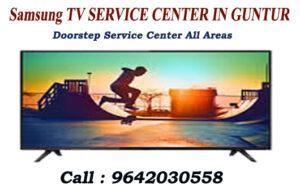 Samsung TV Service Center in Guntur