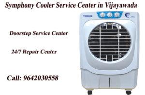 Symphony Cooler Service Center in Vijayawada