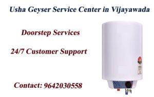 Usha Geyser Service Center in Vijayawada