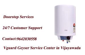 Vguard Geyser Service Center in Vijayawada