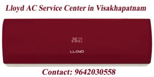 lloyd ac service center in visakhapatnam