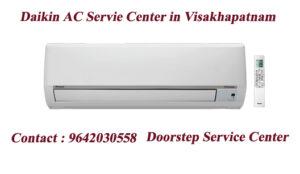 Daikin AC Service Center in Visakhapatnam