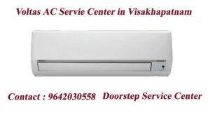 Voltas AC Service Center in Visakhapantam