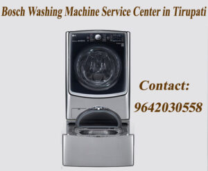 Bosch Washing Machine Service Center in Tirupati