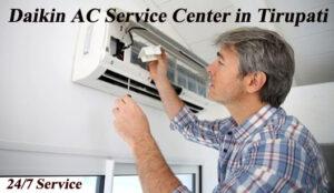 Daikin AC Service Center in Tirupati