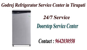 Godrej Refrigerator Service Center in Tirupati